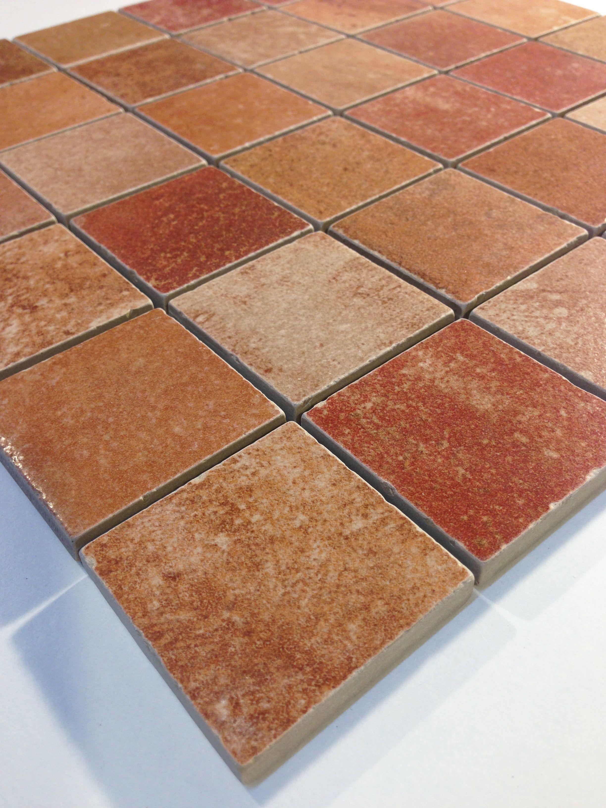 angebot #emilceramica #mosaik a tozzetti marrakech rosso zenzero, Badezimmer ideen