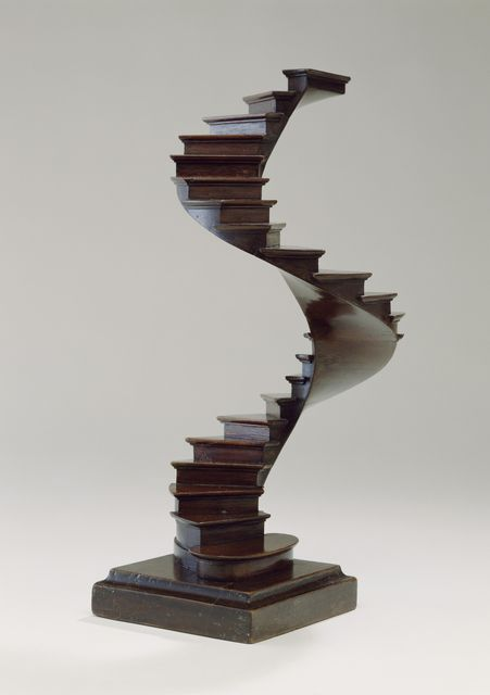 Staircase Model (France), late 19th century