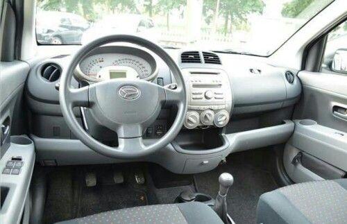 Interior Dashboard Daihatsu Sirion Gt