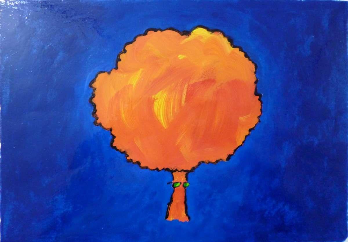 Tree, 42 x 22 cm, 2013