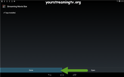 How To Install Streaming Movie Box APK On Android Your