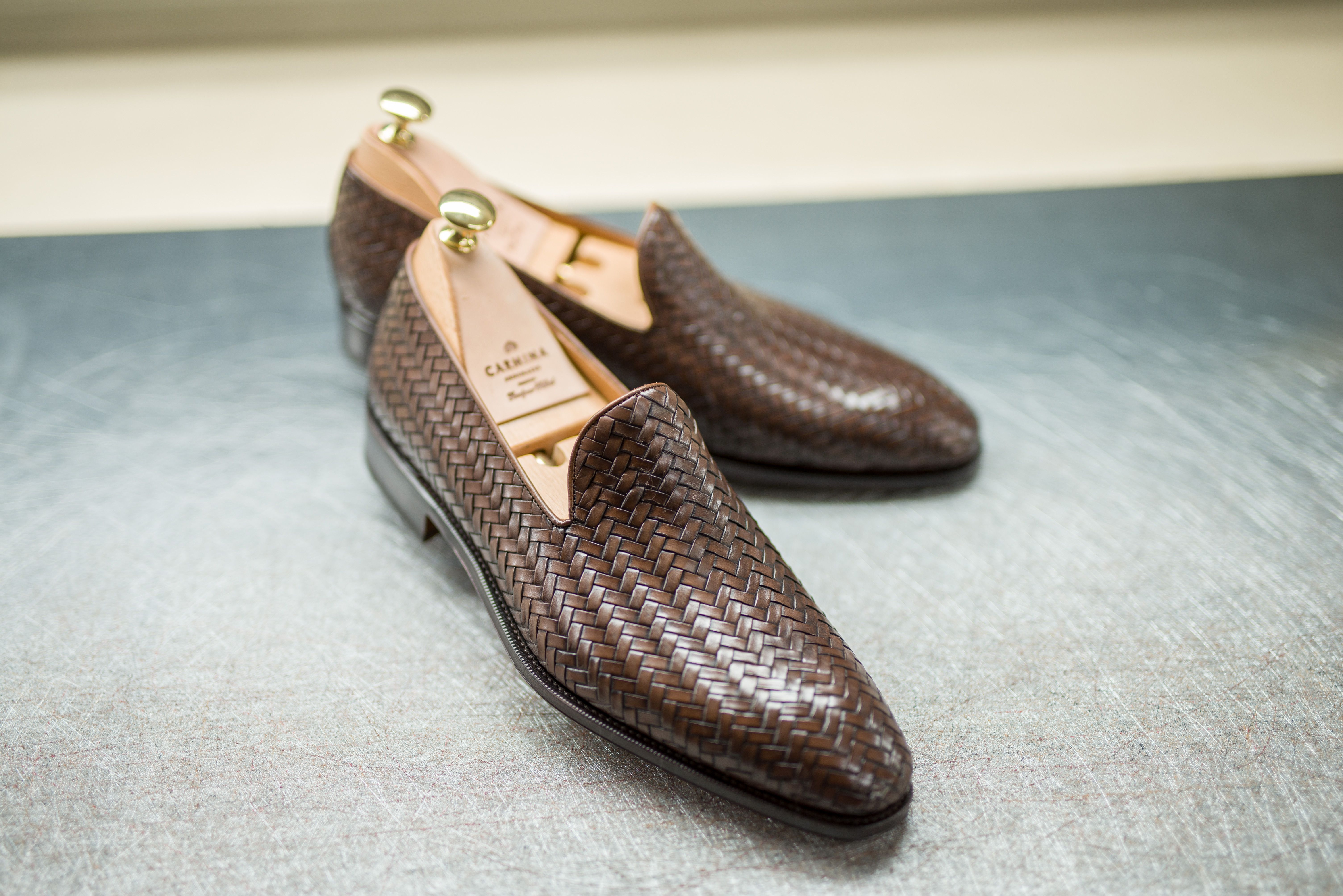 76da0a84f9f BRAIDED SLIPPERS 80301 SIMPSON IN BROWN