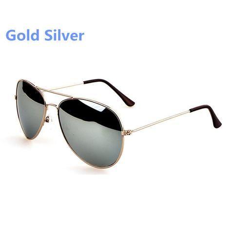Affordable 80s Vintage Metal Frame Women Sunglasses WDSG127
