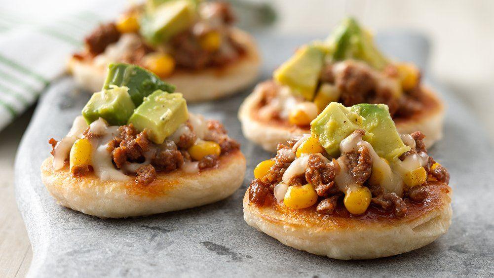 Mini Mexican Gorditos