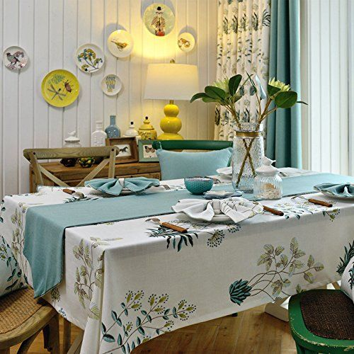 Table Cloth Cloth Tablecloth Rectangular Modern Minimalist Living