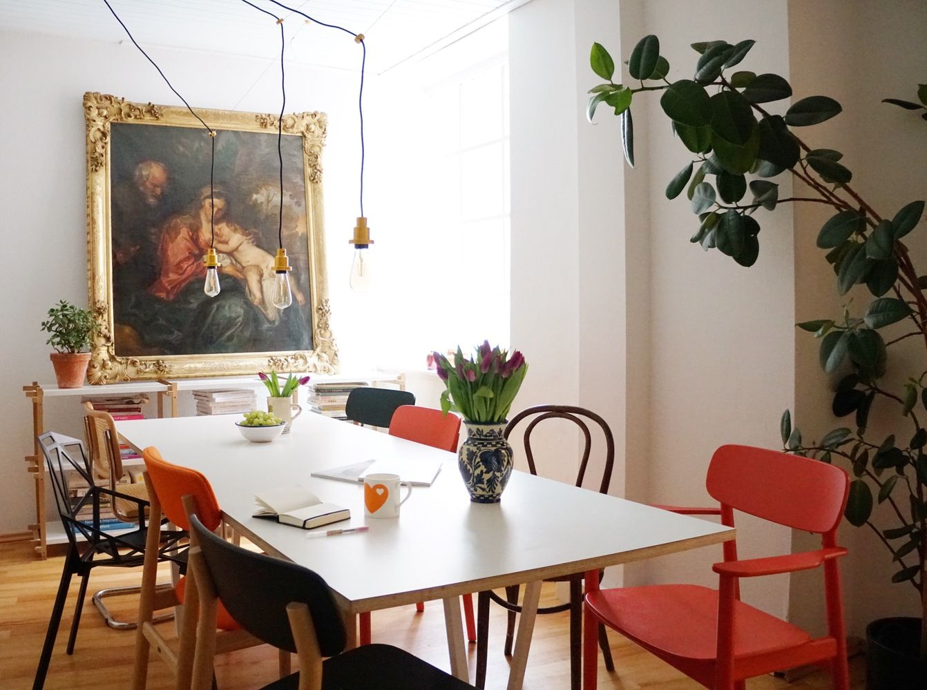 Erleuchtung im SoLebIch Büro & Osram Vintage Leuchten zu gewinnen