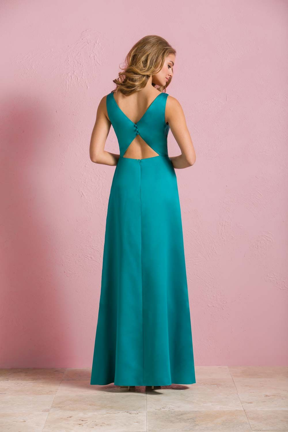 Teal Bridesmaid Dresses: 15 of Our Favourite Styles