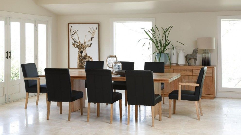 Byron 9 Piece Dining Suite Dining Furniture Dining Room