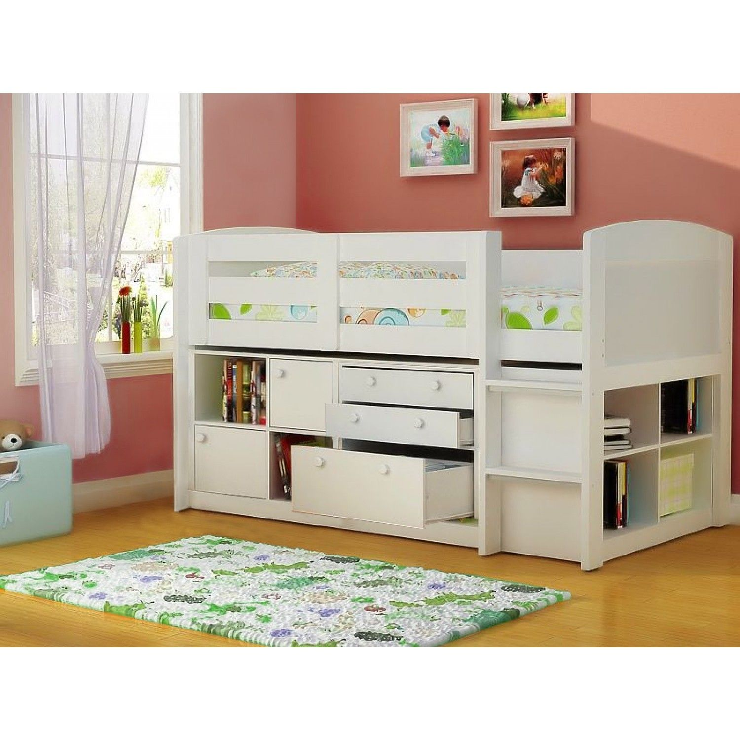 Loft Beds For Kids With Storage  Are You Planning