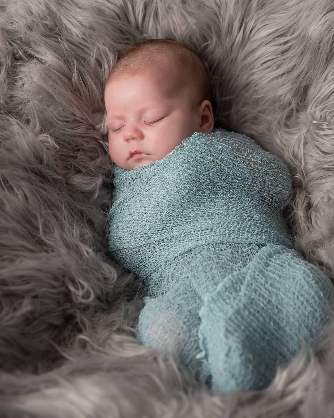 Newborn baby boy 6 weeks old older newborn session
