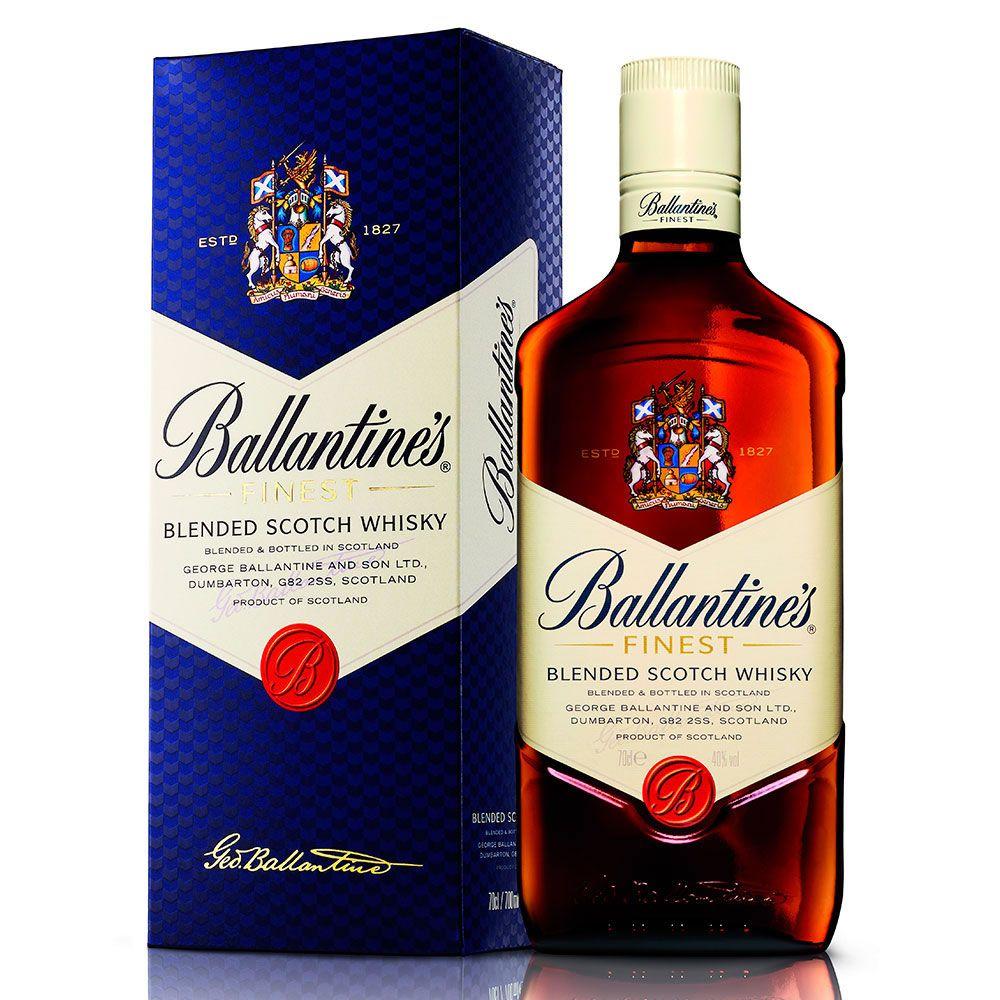 Ballantines Whisky Con Imagenes Licor Licoreria Botellas