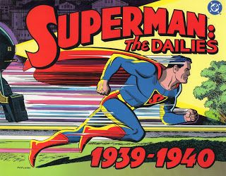 Aparofan's World Of Comics: Superman & Batman Dailies 1939-1945