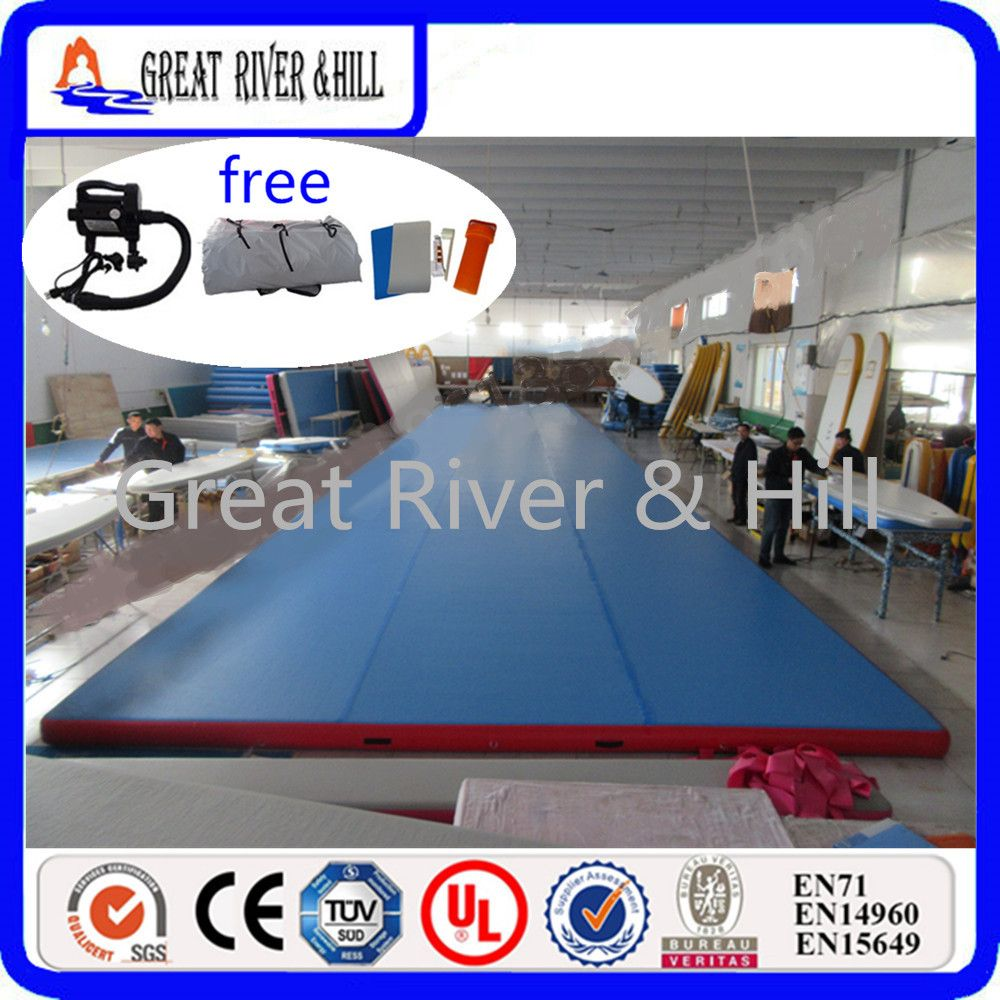 Free Shipping InflatableAir Track for Home UseInflatable