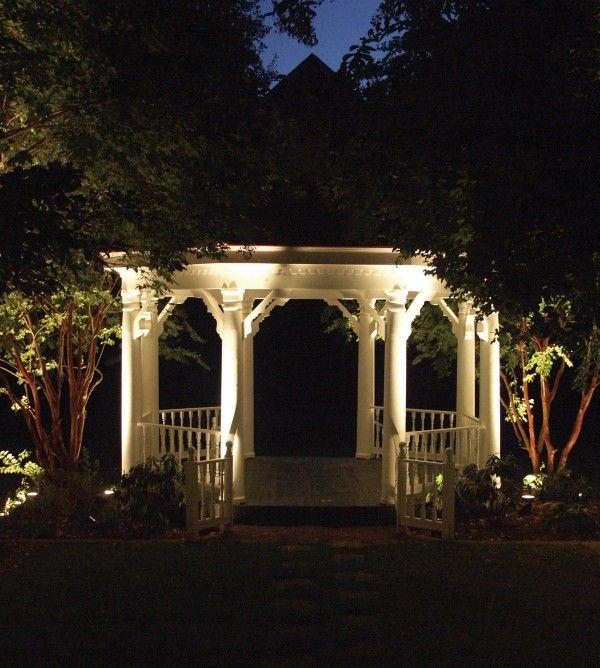 40 Ultimate Garden Lighting Ideas Gazebo Lighting Outdoor Gazebos Pergola Lighting