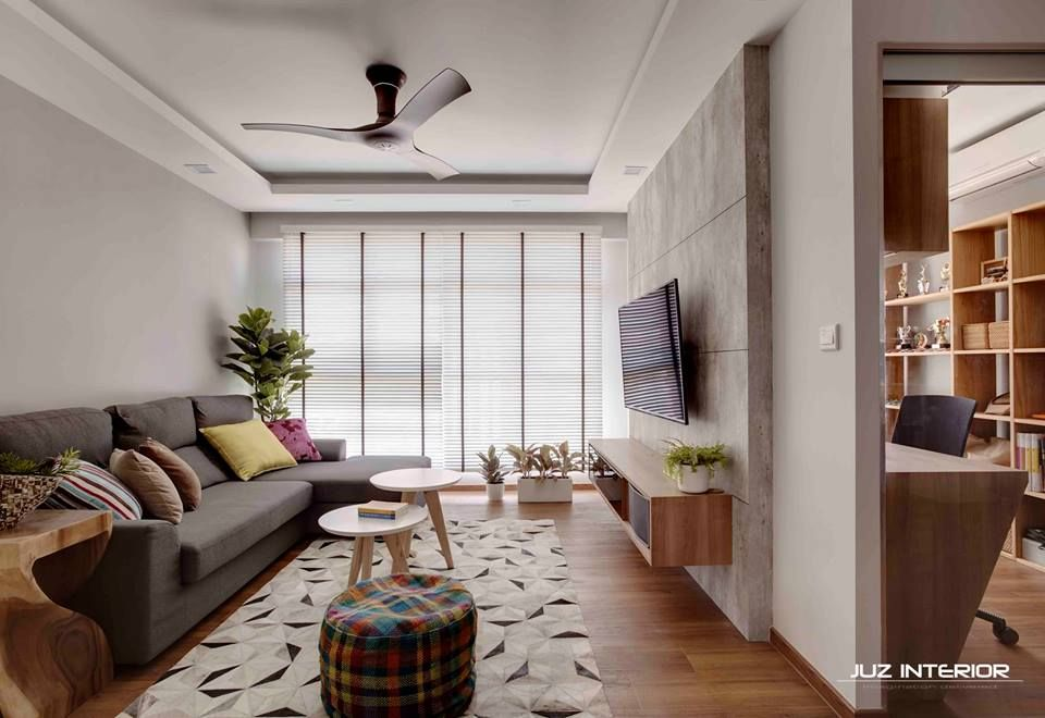 12 Best Hdb Living Room Designs To Be Inspired By For Part One Of Our Mini Series On Scandinavian Interior Design Interior Design Living Room Scandinavian
