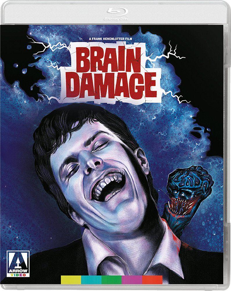 Brain Damage (1988) Arrow Brain damage, Horror movie
