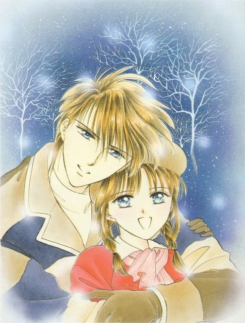 Fushigi Yuugi Tamahome And Miaka 19 Minitokyo Romantic Anime Anime Love Anime