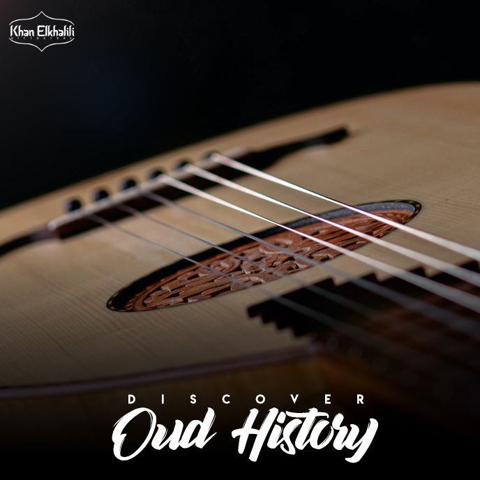 the Oud, a central instrument of Arabic music, is a stringed