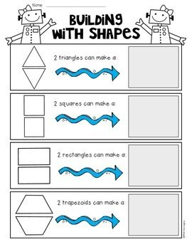 2d plane shapes printables for kindergarten common core math kindergarten math common core. Black Bedroom Furniture Sets. Home Design Ideas