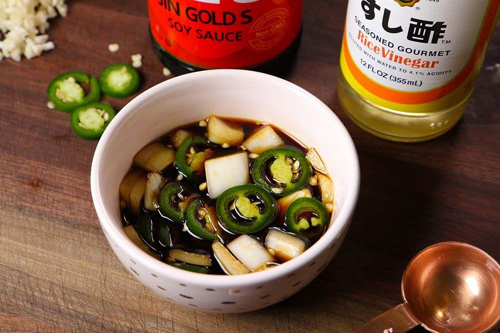Korean Top 3 Dipping Sauces All Time Seonkyoung Longest Recipe Korean Bbq Dipping Sauce Bbq Dipping Sauce Brisket Sauce Recipe