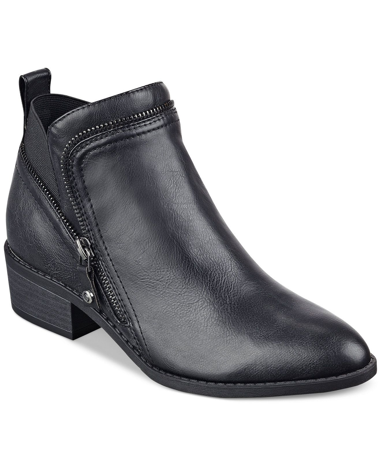 OWNED G by GUESS Women's Rossy Ankle Booties - Shoes - Macy's