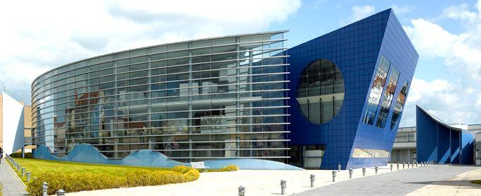 Universite Jean Monnet Campus Metare Campus European Countries Building