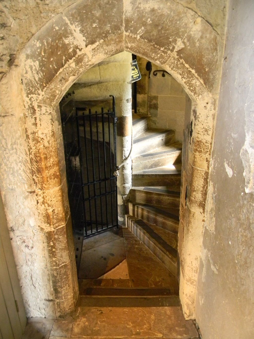 Inside the Tower of London..Perhaps the most well-known ...
