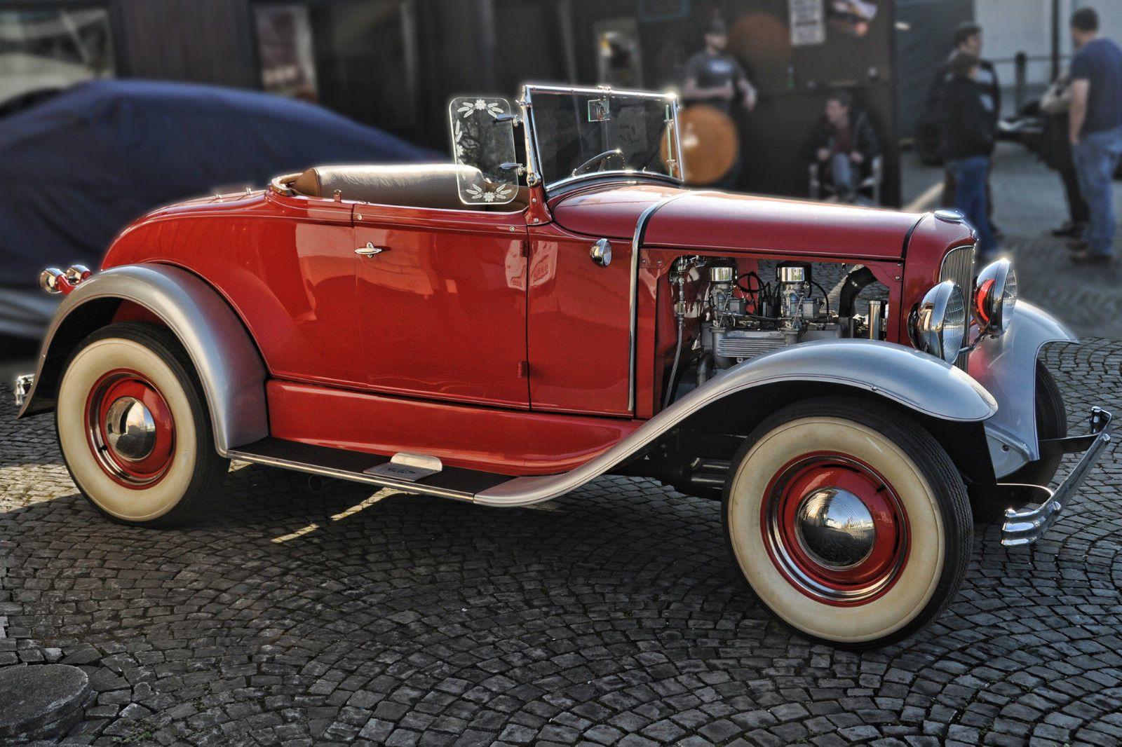 Ford (USA) Roadster 2S Cabriolet 1931 in Auto & Motorrad: Fahrzeuge ...