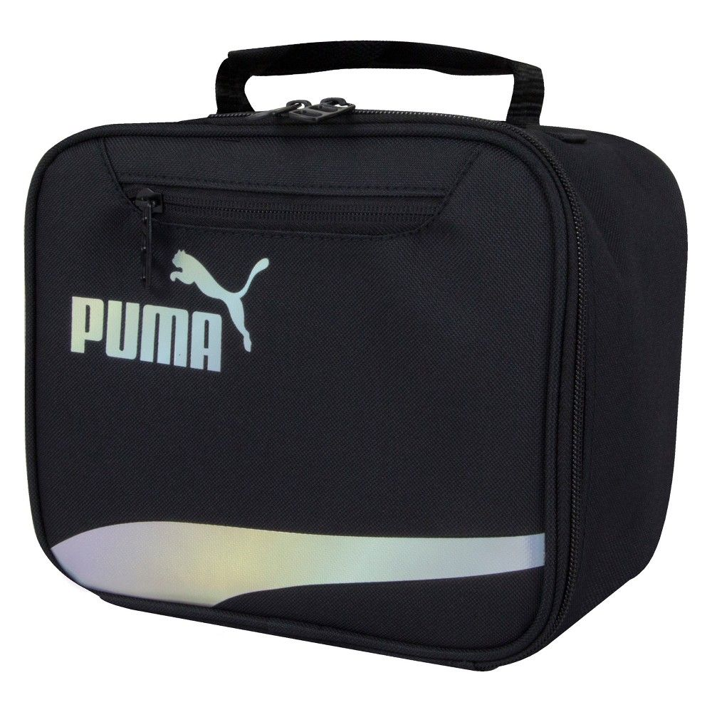e70eb65a78 Puma Formstripe Lunch Box - Black in 2019 | Battle Creek school ...