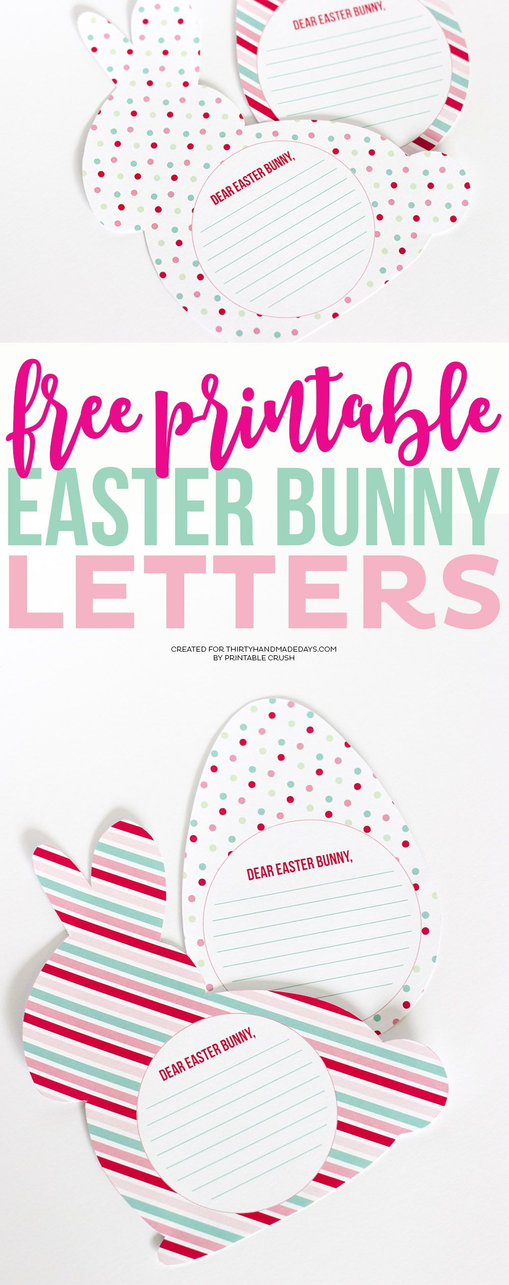 15+ Easter bunny letter to child ideas in 2021