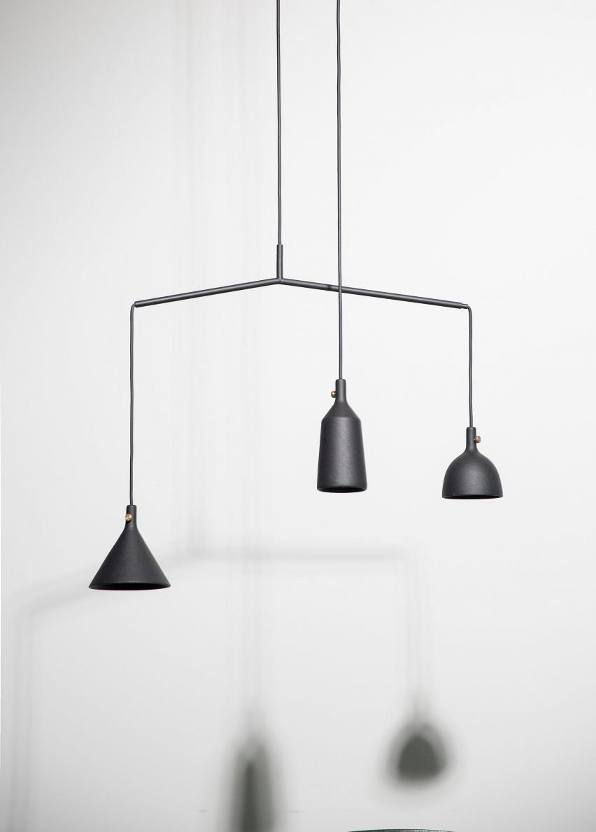 used pendant lighting. Cast Pendant Takes Inspiration From The Traditional Plumb Weight \u2013 A Hanging Line Used By Masons And Carpenters Since Ancient Egypt To Lighting I
