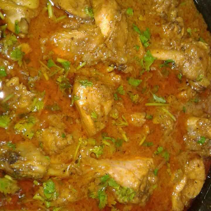 Chicken Curry Recipe By Arpita Parmar At Betterbutter Recipe Curry Chicken Curry Chicken Recipes Indian Food Recipes