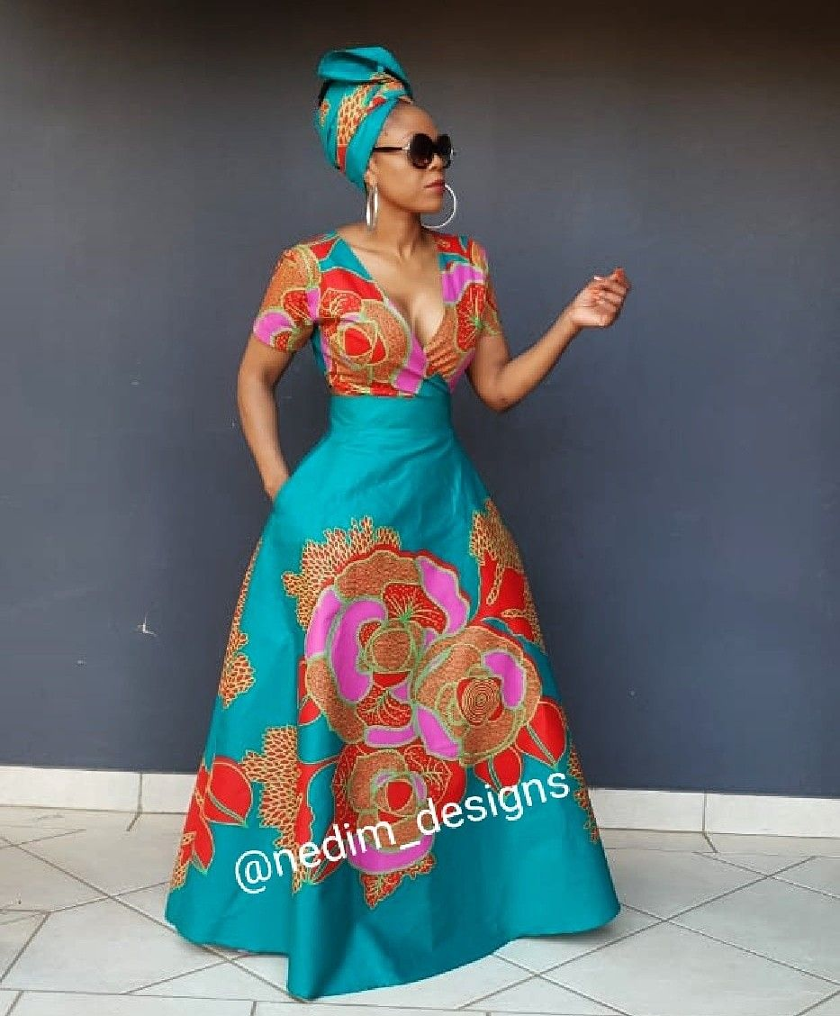 Nedim Designs 27829652653 African Skirt Outfit African Skirts African Fashion