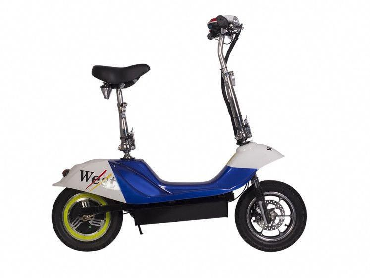 X Treme City Rider 36v Quiet Hub Motor Electric Scooter Powr