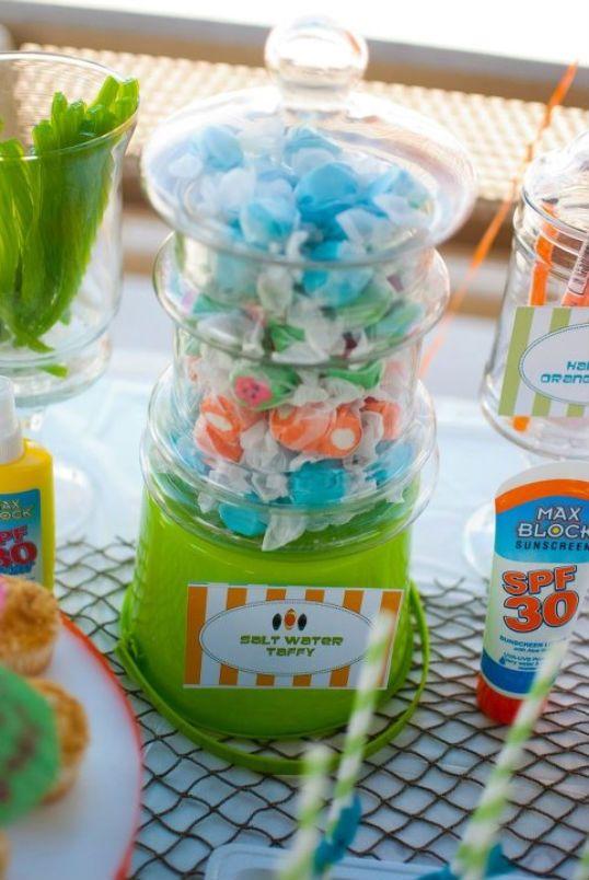 Ideas de la fiesta de cumpleaños -