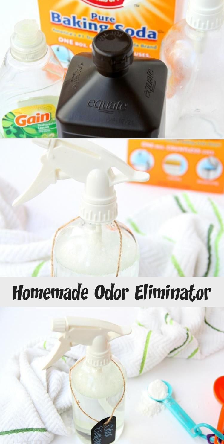 Homemade Odor Eliminator This Diy Odor Eliminator Is A Lifesaver Removes Urine Pet In 2020 Homemade Cleaning Solutions How To Clean Carpet Diy Dishwasher Detergent