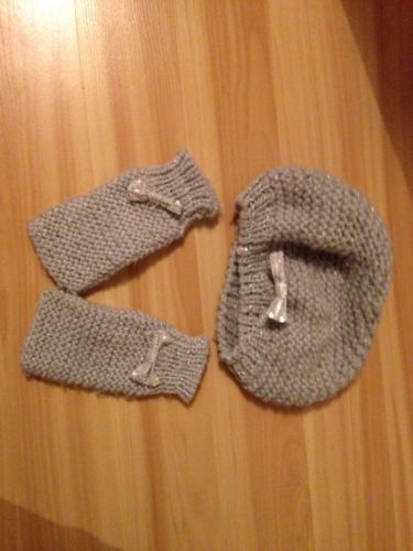 #Girls #angels at accessories hat & #gloves set,  View more on the LINK: http://www.zeppy.io/product/gb/2/181945293913/