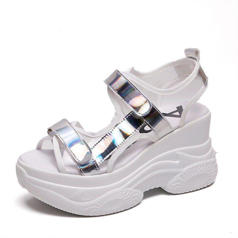 2019 Summer Women Sneaker Sandals