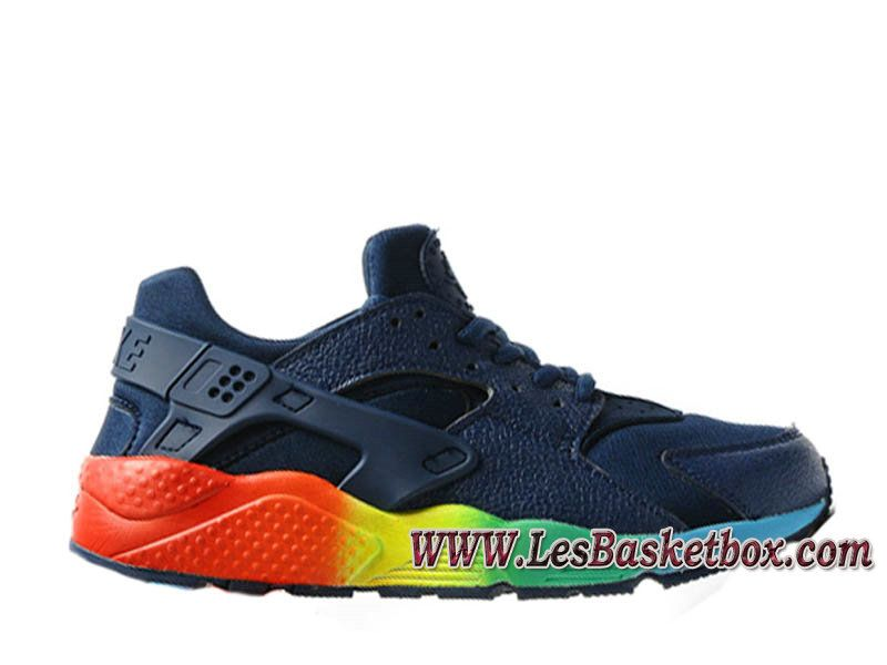 Air ID4 Urh 318429 Bleu Color Bleu Pour Homme Huarache Basket Nike XZukiOP