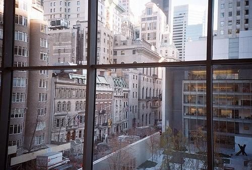 City View From Window Twitter Header Concrete Jungle City Living Through The Window