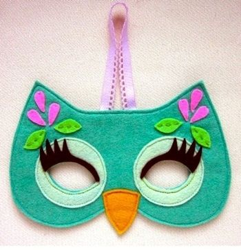 Owl Mask by lisa.crombie.5