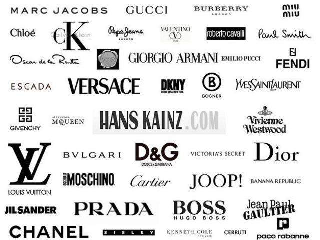 High Fashion Designer Logos Imgwhoop High Fashion Branding Clothing Brand Logos Fashion Logo Branding