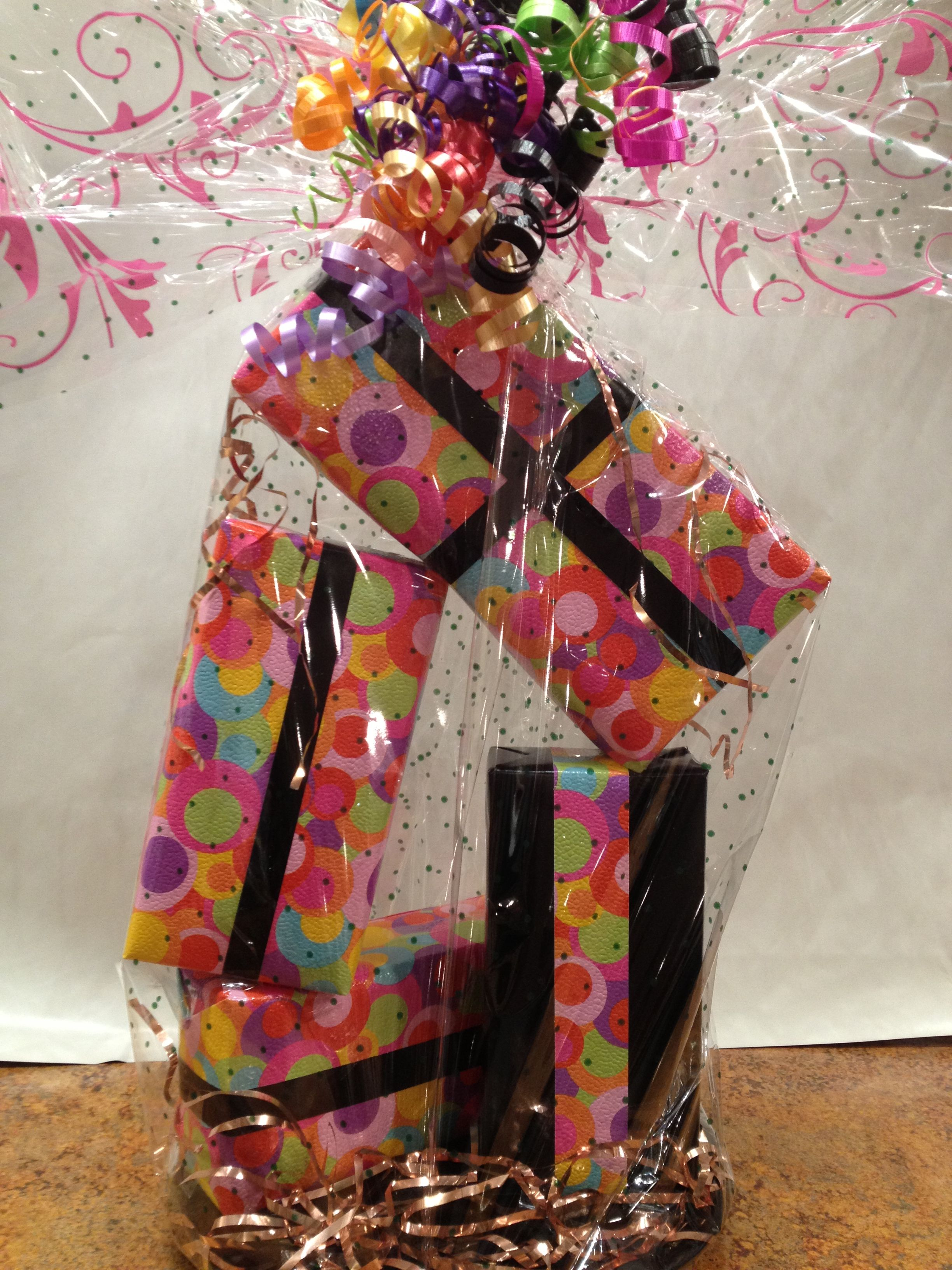 Gift basket gift baskets gift wrapping