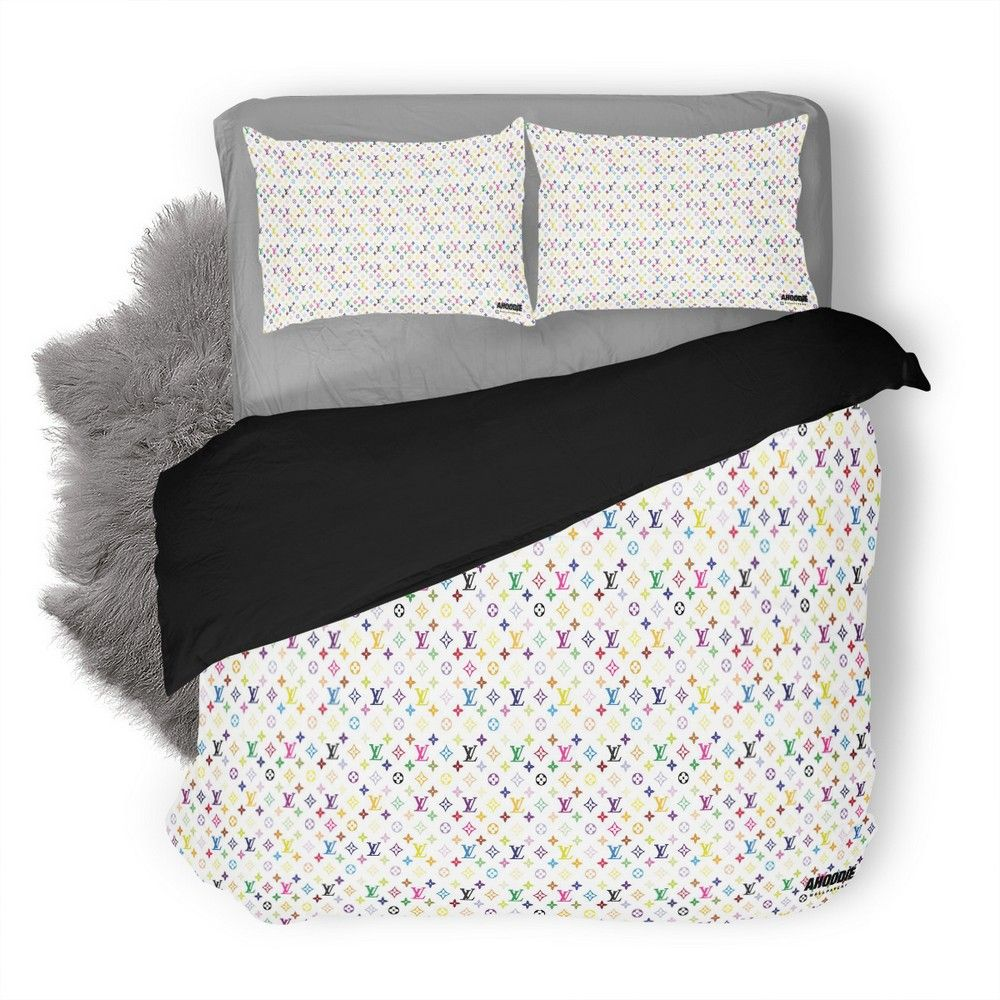 LOUIS VUITTON Bedding Set Style39 (With images)