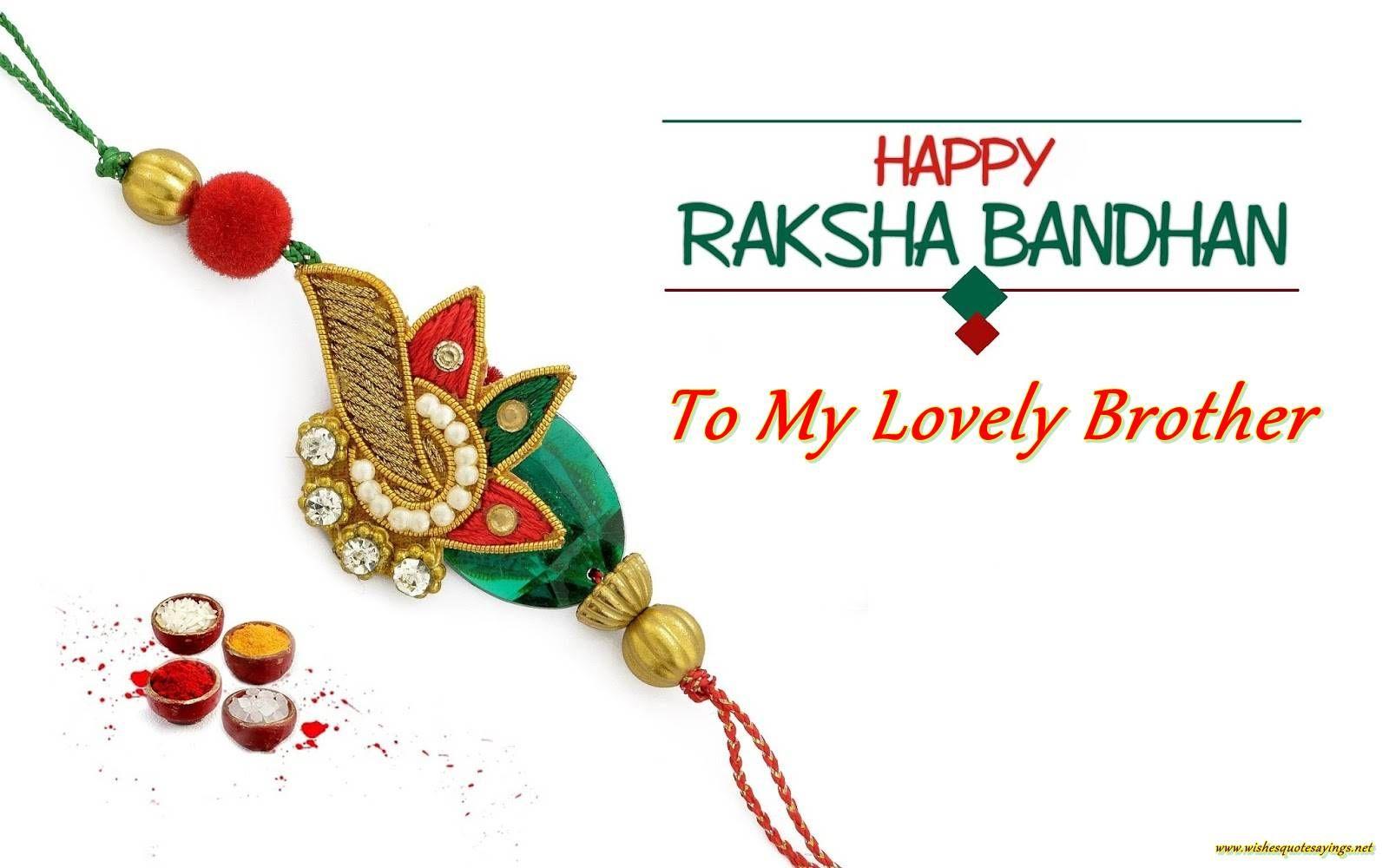 This Post Is On Happy Raksha Bandhan Greetings For Facebook Rakhi E
