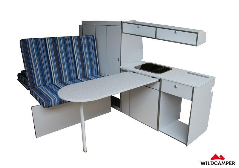 wohnmobil ausbau ford transit custom wildcamper camper. Black Bedroom Furniture Sets. Home Design Ideas