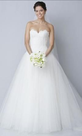 Theia Erin 890013 12: buy this dress for a fraction of the salon price on PreOwnedWeddingDresses.com