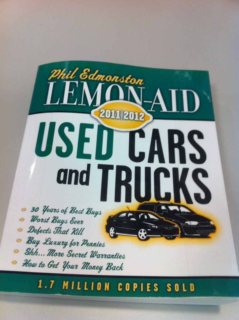 Many new readers have been asking me for car advice recently, and ...