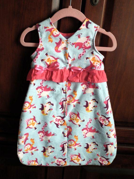 Newborn Sleeper Sack Dress By Sweth635 On Etsy 20 00 Baby Harper