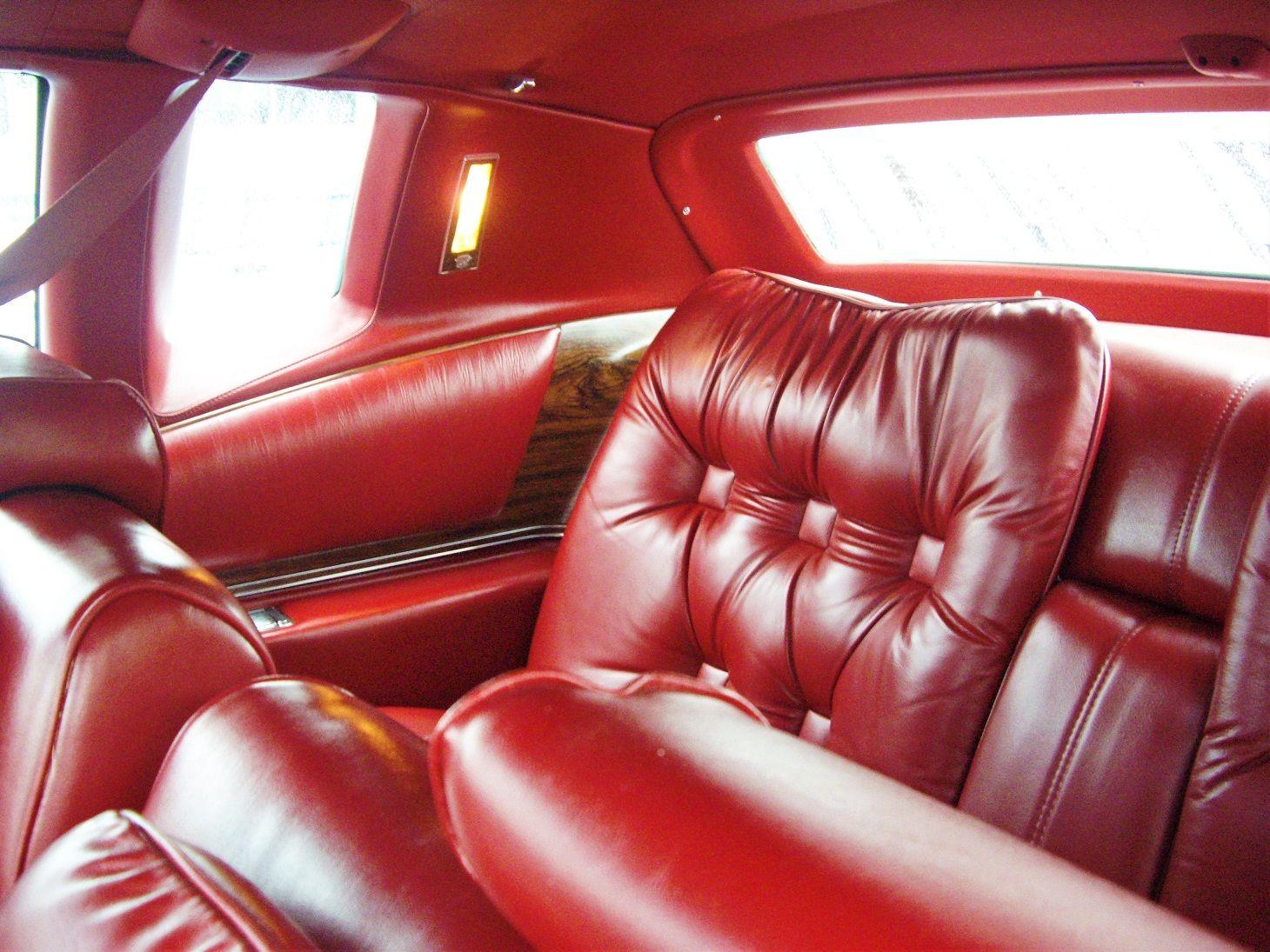 1978 Cadillac Eldorado Biarritz Interior Classic Car Interiors Deville